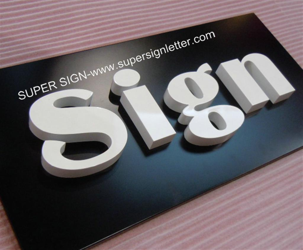 Aluminum Sign Letters Metal Sign Lettersled Sign Lettersoutdoor Signs And Custom Signs