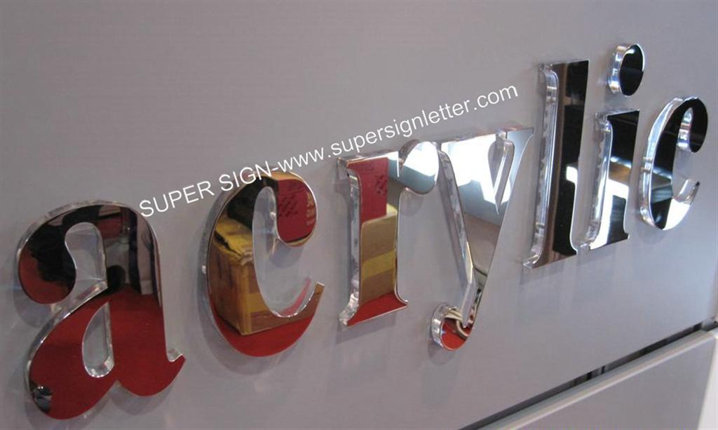 acrylic letters signage 05