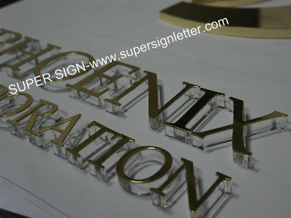 acrylic sign letters 06